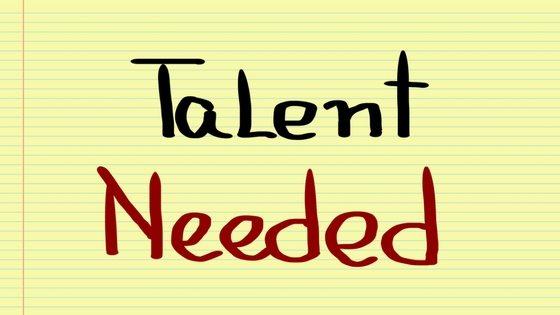 Seek talent