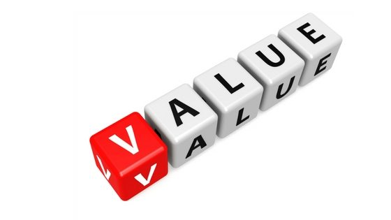 Value in pricing strategy