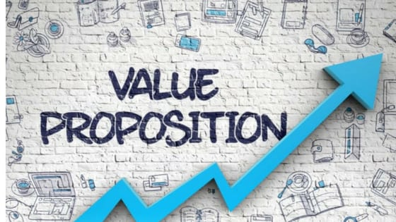 Customer value proposition example