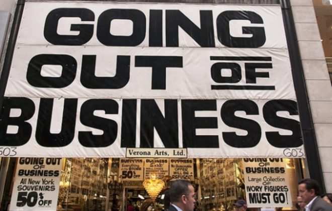 Why Businesses Shut Down Early: The Reasons Why