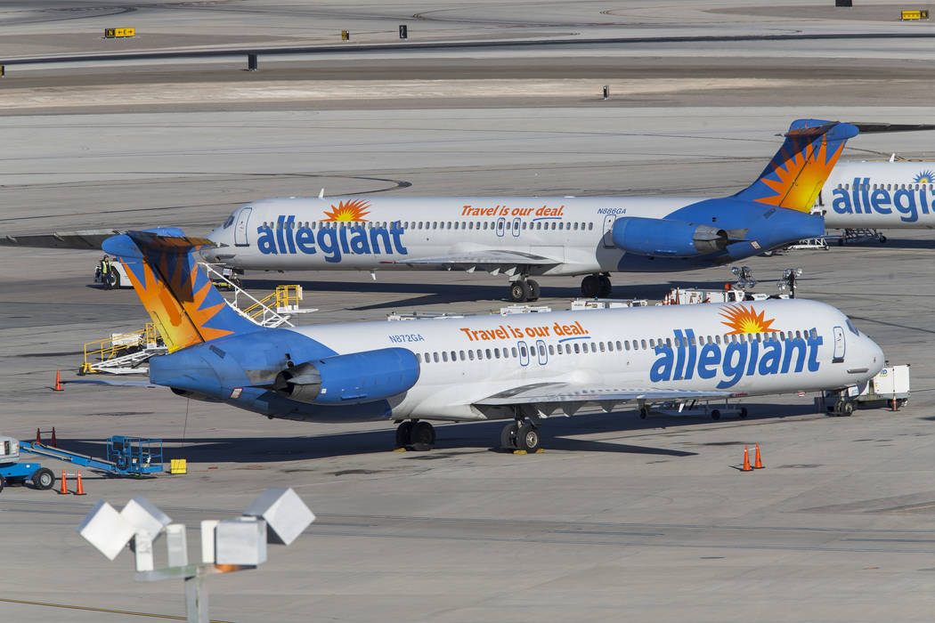 How Low-cost Allegiant Air Pricing Strategy Compete with Big Airlines
