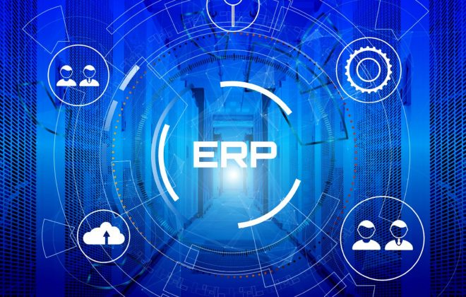 ERP system design and implementation