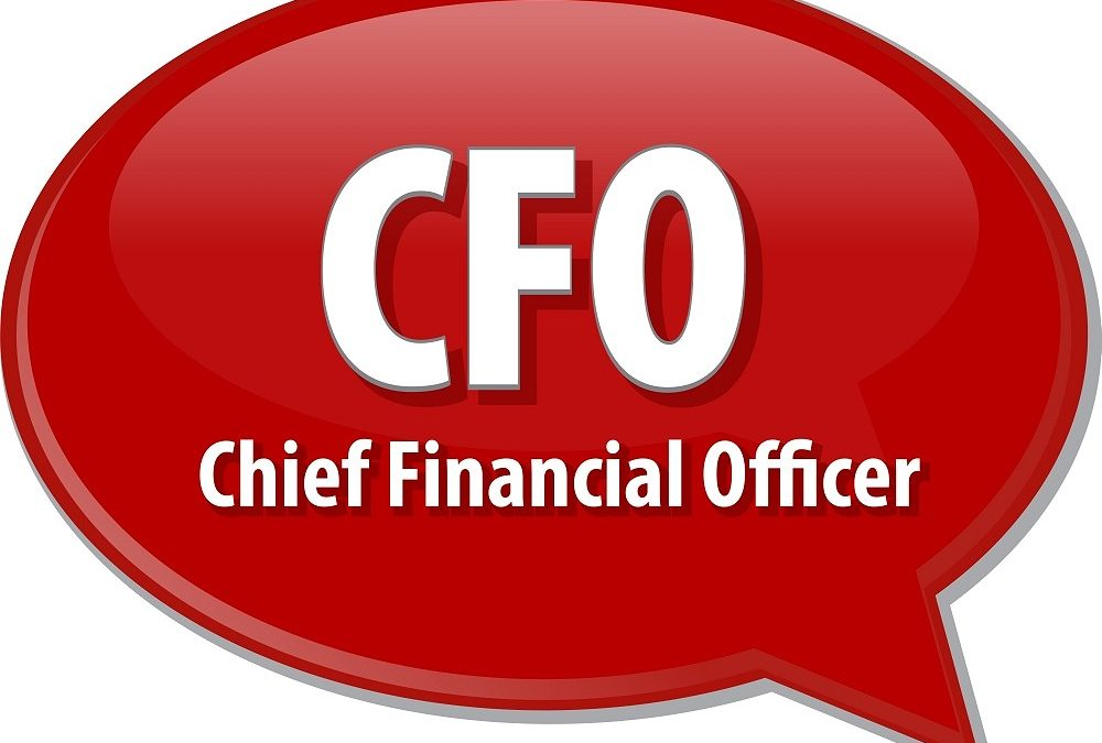 role of chief financial officer in a company