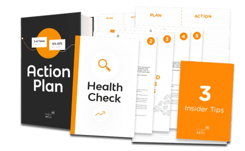pricing team health check action plan
